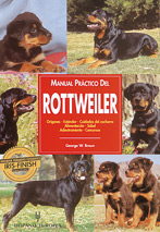 Manual Práctico del Rottweiler - Editorial Hispano Europea