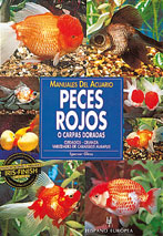 Manuales del acuario: Peces rojos o carpas doradas - Editorial Hispano Europea