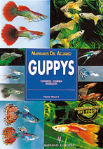 Manuales del Acuario: Guppys - Editorial Hispano Europea